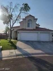 4625 Mancilla Street, Las Vegas, NV 89130 (MLS #2315121) :: Custom Fit Real Estate Group