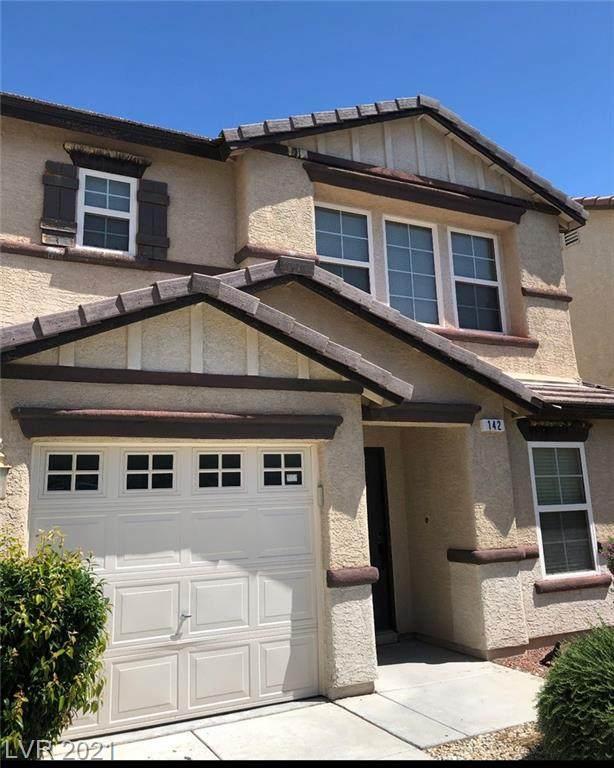 142 Gilliflower Avenue, Las Vegas, NV 89183 (MLS #2315148) :: Lindstrom Radcliffe Group