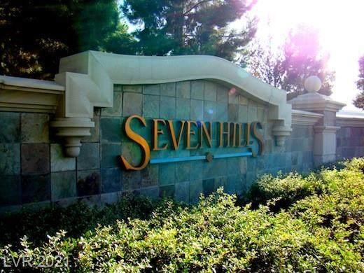 1688 Sabatini Drive, Henderson, NV 89052 (MLS #2315323) :: The Melvin Team