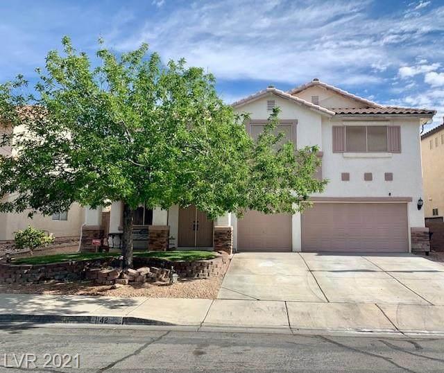 1142 Spooner Court, Henderson, NV 89014 (MLS #2315670) :: Galindo Group Real Estate