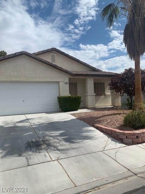 3924 Mindy Street, Las Vegas, NV 89115 (MLS #2315768) :: Lindstrom Radcliffe Group