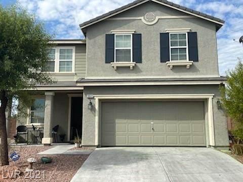 10643 Pennant Avenue, Las Vegas, NV 89166 (MLS #2315934) :: Vestuto Realty Group