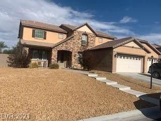 8460 Amherst Ranch Street, Las Vegas, NV 89131 (MLS #2316002) :: Kypreos Team