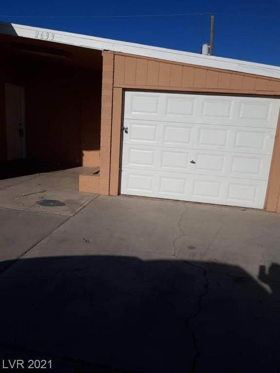 2633 Magnet Street, North Las Vegas, NV 89030 (MLS #2316225) :: Keller Williams Realty