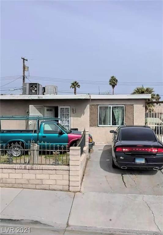 3676 Lanai Avenue, Las Vegas, NV 89104 (MLS #2316348) :: DT Real Estate