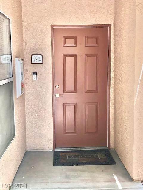700 Carnegie Street #2914, Henderson, NV 89052 (MLS #2316478) :: Custom Fit Real Estate Group