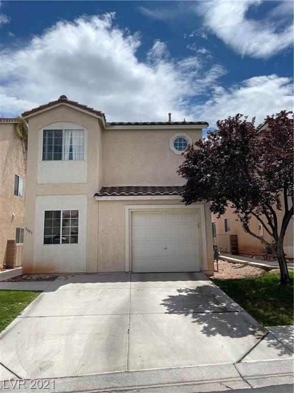 5683 Boothill Avenue, Las Vegas, NV 89118 (MLS #2316948) :: Kypreos Team