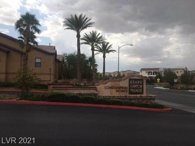 8250 N Grand Canyon Drive #2115, Las Vegas, NV 89166 (MLS #2316979) :: The Melvin Team