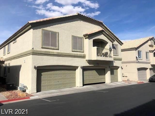 6366 Lorne Green Avenue #101, Henderson, NV 89011 (MLS #2317066) :: The Chris Binney Group | eXp Realty