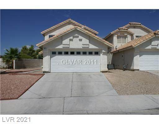 405 Light Beam Street, Las Vegas, NV 89107 (MLS #2317127) :: The Melvin Team