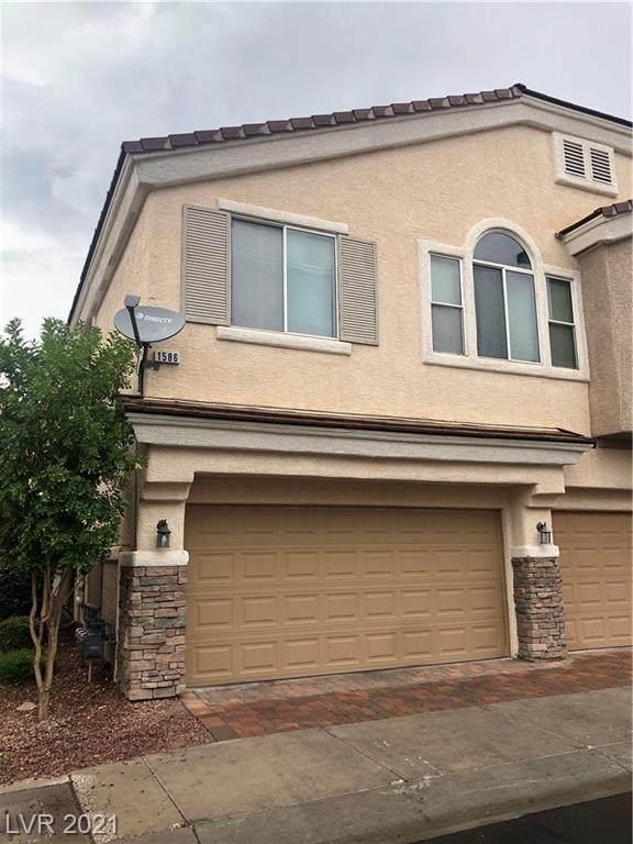 1586 Ward Frontier Lane, Henderson, NV 89002 (MLS #2317218) :: Vestuto Realty Group