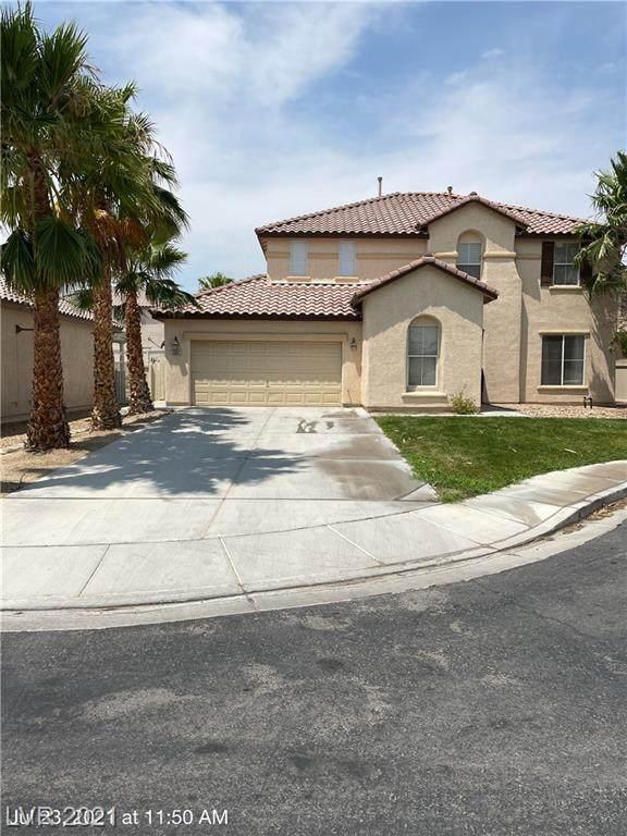5331 Kadena Garden Court, North Las Vegas, NV 89031 (MLS #2317230) :: Custom Fit Real Estate Group
