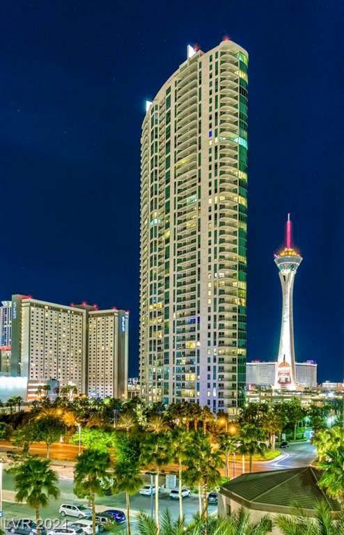322 Karen Avenue #901, Las Vegas, NV 89109 (MLS #2317238) :: DT Real Estate