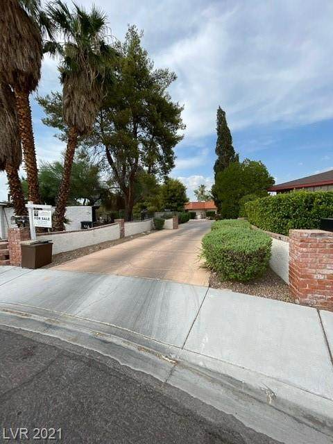 912 Skoglund Circle, Las Vegas, NV 89108 (MLS #2317248) :: The Chris Binney Group | eXp Realty