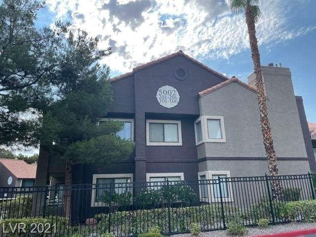 5002 S Rainbow Boulevard #201, Las Vegas, NV 89118 (MLS #2317490) :: Custom Fit Real Estate Group