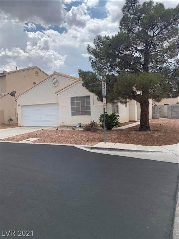 915 Country Skies Avenue, Las Vegas, NV 89123 (MLS #2317495) :: DT Real Estate