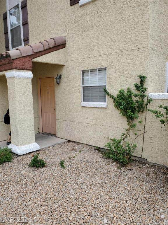 2801 N Rainbow Boulevard #175, Las Vegas, NV 89108 (MLS #2317581) :: Custom Fit Real Estate Group