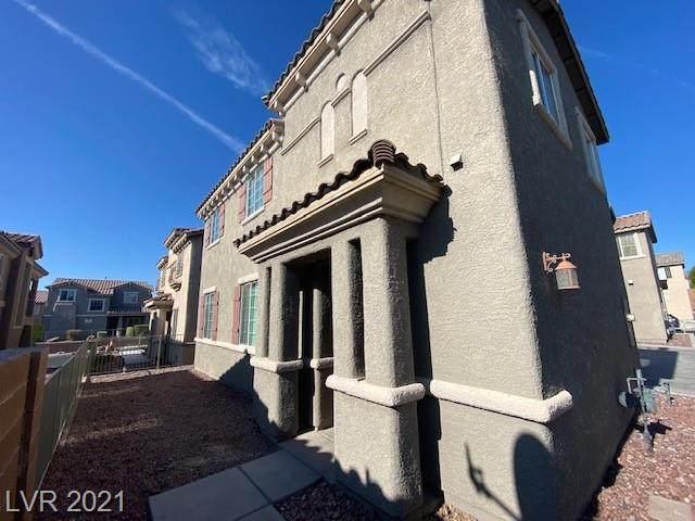 7928 Crimson Point Street, Las Vegas, NV 89149 (MLS #2317586) :: The Melvin Team