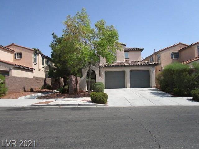 10640 Calico Pines Avenue, Las Vegas, NV 89135 (MLS #2317651) :: DT Real Estate