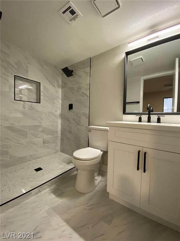 709 Rock Springs Drive #102, Las Vegas, NV 89128 (MLS #2317676) :: DT Real Estate