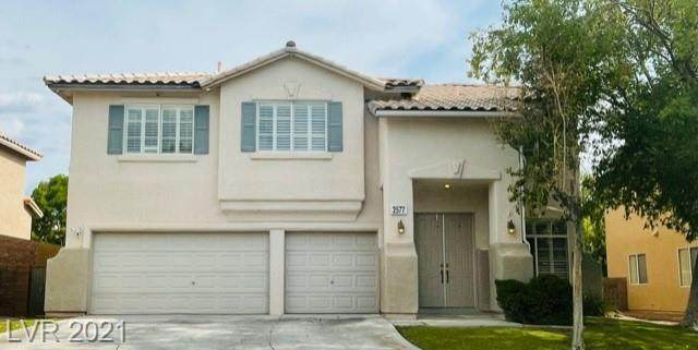 2577 Day Canyon Court, Henderson, NV 89052 (MLS #2317775) :: The Shear Team