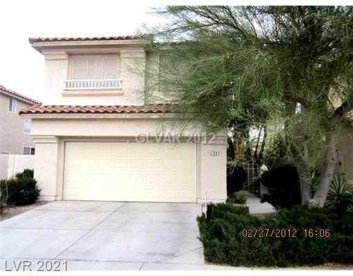 1744 Picaro Court, Las Vegas, NV 89128 (MLS #2317956) :: DT Real Estate