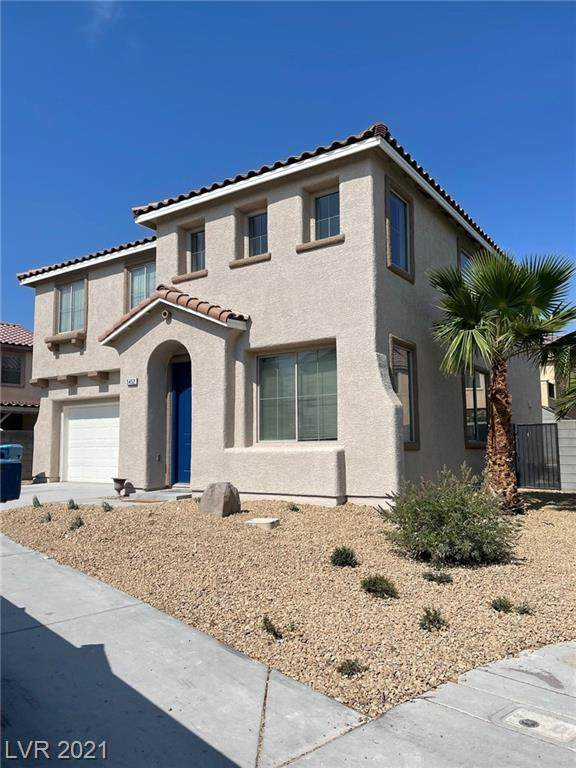 5452 Pipers Meadow Court, North Las Vegas, NV 89031 (MLS #2318012) :: The Shear Team