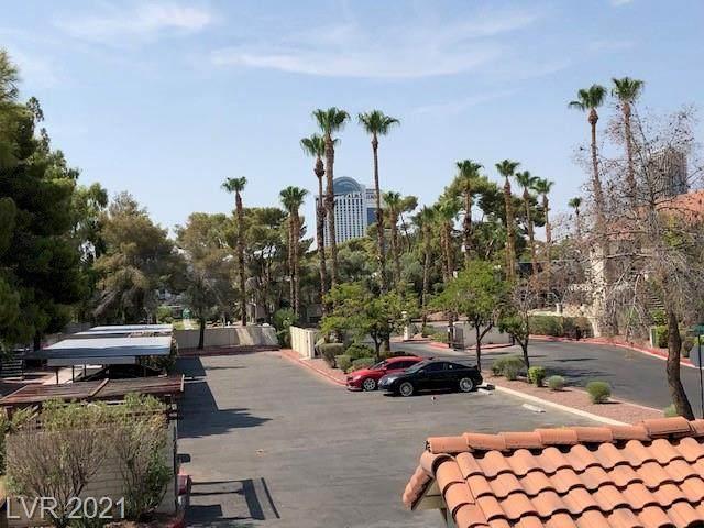 3926 Bushnell Drive #67, Las Vegas, NV 89103 (MLS #2318013) :: Lindstrom Radcliffe Group