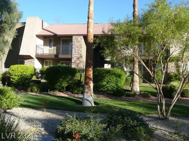 5098 River Glen Drive #208, Las Vegas, NV 89103 (MLS #2318017) :: Kypreos Team