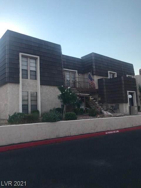 3915 Cambridge Street, Las Vegas, NV 89119 (MLS #2318036) :: Galindo Group Real Estate