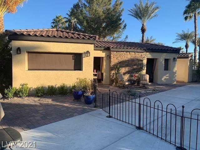 8175 Arville Street #45, Las Vegas, NV 89139 (MLS #2318152) :: Lindstrom Radcliffe Group