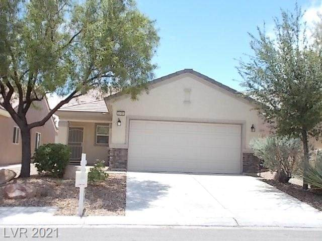 3105 Frigate Way, North Las Vegas, NV 89084 (MLS #2318273) :: ERA Brokers Consolidated / Sherman Group