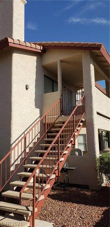 761 Rock Springs Drive #202, Las Vegas, NV 89128 (MLS #2318414) :: The Melvin Team