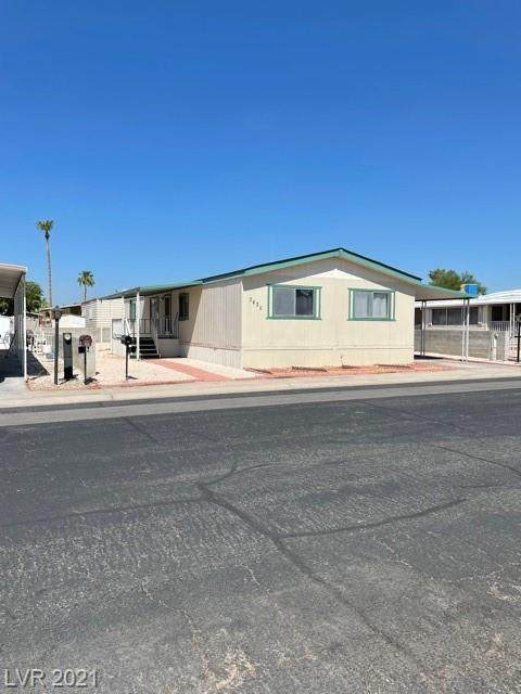 3425 Katmai Drive, Las Vegas, NV 89122 (MLS #2318459) :: Custom Fit Real Estate Group