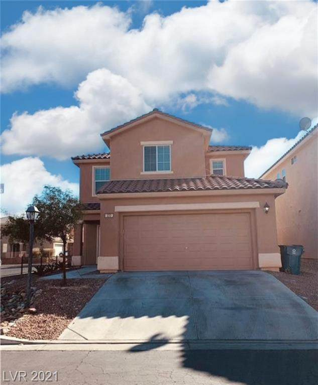 223 Recollection Court, North Las Vegas, NV 89032 (MLS #2318516) :: Signature Real Estate Group