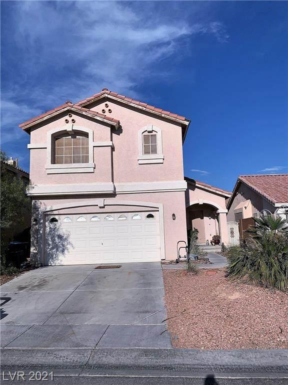 7512 Mission Palm Street, Las Vegas, NV 89139 (MLS #2318530) :: Jeffrey Sabel