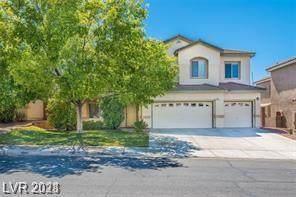 495 Cape Alan Drive, Henderson, NV 89052 (MLS #2318766) :: Signature Real Estate Group