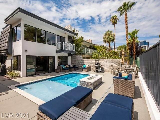 876 Vegas Valley Drive, Las Vegas, NV 89109 (MLS #2318769) :: Lindstrom Radcliffe Group