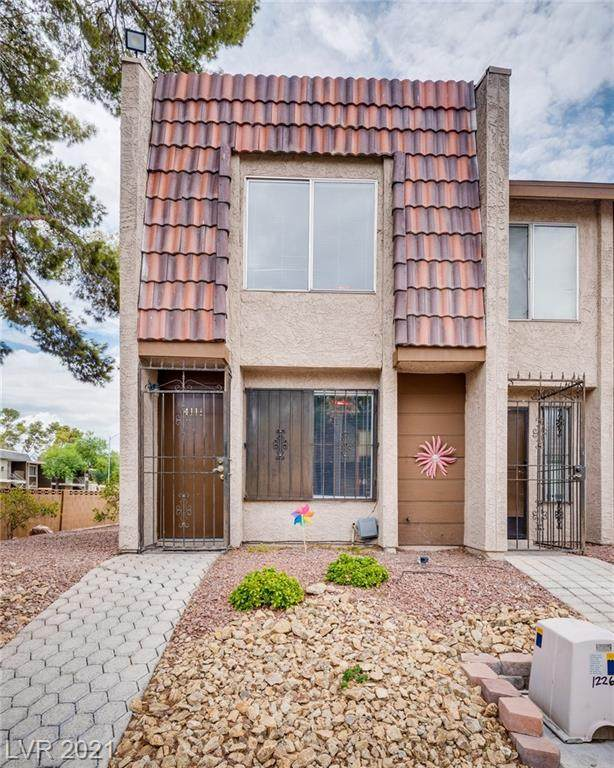 4111 Mississippi Avenue, Las Vegas, NV 89103 (MLS #2318923) :: Custom Fit Real Estate Group