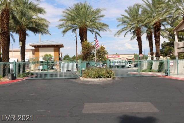 7450 S Eastern Avenue #1059, Las Vegas, NV 89123 (MLS #2319215) :: The Melvin Team
