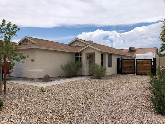 5237 Jose Ernesto Street, North Las Vegas, NV 89031 (MLS #2319352) :: Hebert Group | Realty One Group