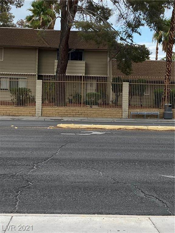 2407 Paradise Village Way, Las Vegas, NV 89120 (MLS #2319560) :: Lindstrom Radcliffe Group