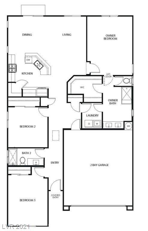 299 Crescent Verse Street Lot 60, Henderson, NV 89015 (MLS #2319568) :: Lindstrom Radcliffe Group