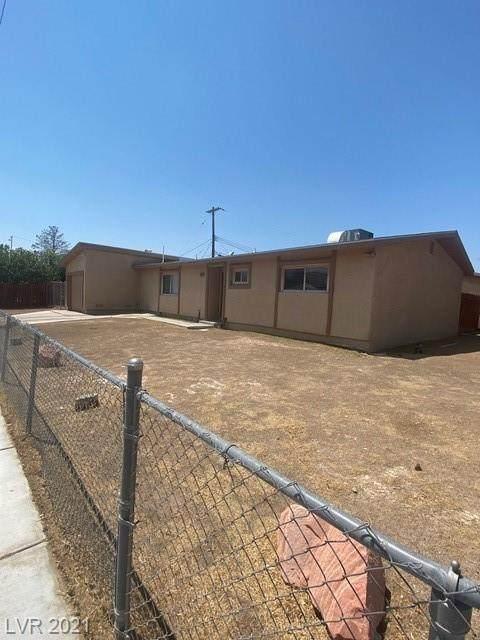 3908 Palomar Avenue, Las Vegas, NV 89110 (MLS #2320382) :: The Melvin Team