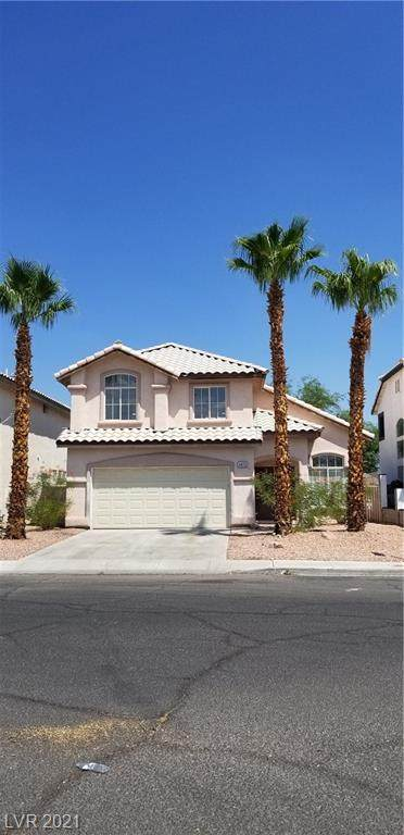 4472 Sweet Stone Place, Las Vegas, NV 89147 (MLS #2320626) :: Lindstrom Radcliffe Group