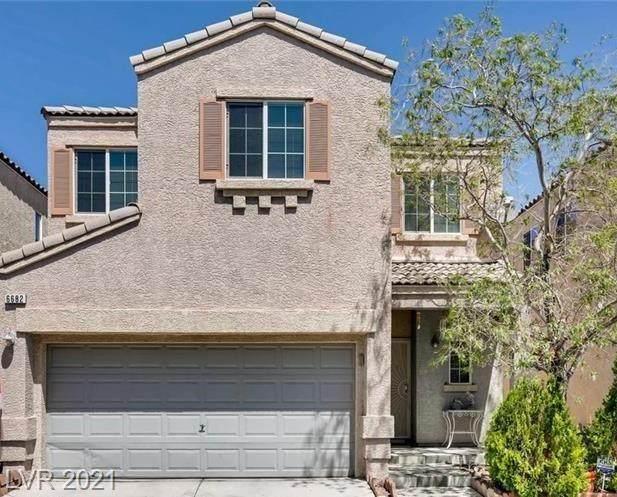 6682 Hathersage Avenue, Las Vegas, NV 89139 (MLS #2321062) :: Custom Fit Real Estate Group
