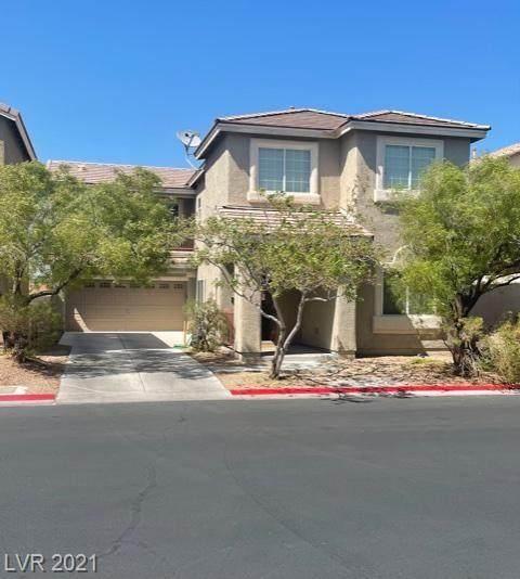 9072 Herring Cove Avenue, Las Vegas, NV 89178 (MLS #2321868) :: Keller Williams Realty