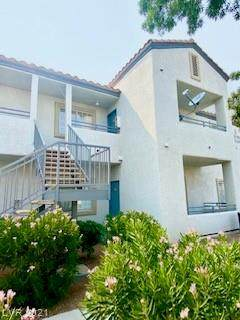 3318 N Decatur Boulevard #2039, Las Vegas, NV 89130 (MLS #2321957) :: Galindo Group Real Estate