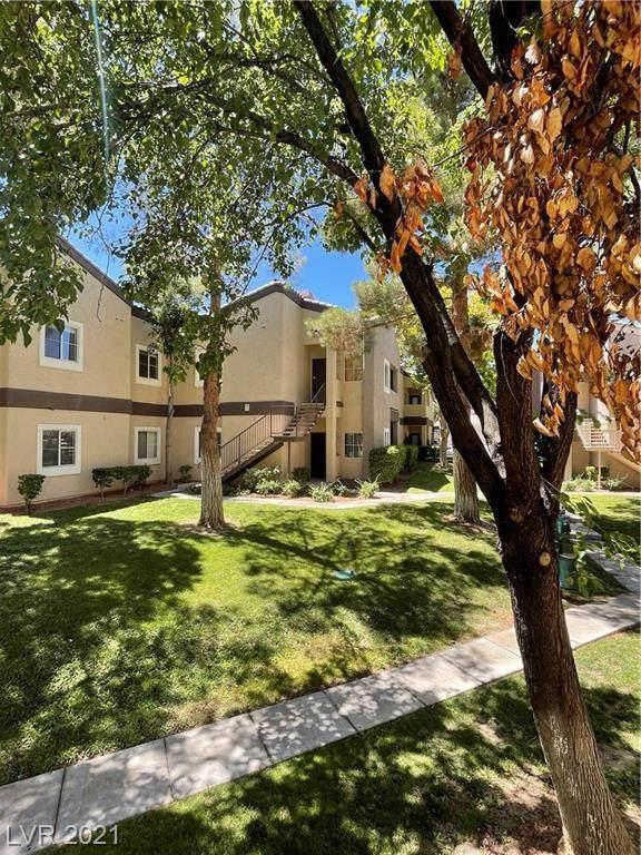 5250 S Rainbow Boulevard #1179, Las Vegas, NV 89118 (MLS #2322166) :: Coldwell Banker Premier Realty
