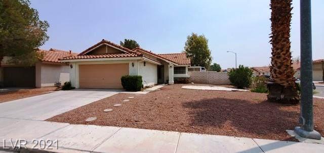 8532 Lansdale Road, Las Vegas, NV 89123 (MLS #2322787) :: The Melvin Team